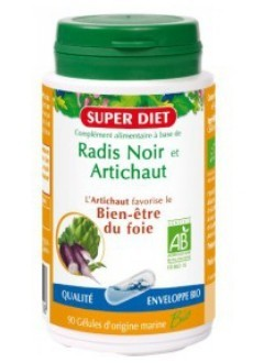 Radis Noir-Artichaut Bio