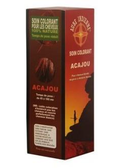 Soin colorant Acajou - Aube Indienne