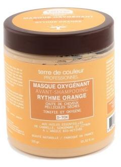 Masque Capillaire OXYGENE - Chute de Cheveux