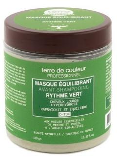 Masque capillaire EQUILIBRE - Cheveux intoxinés
