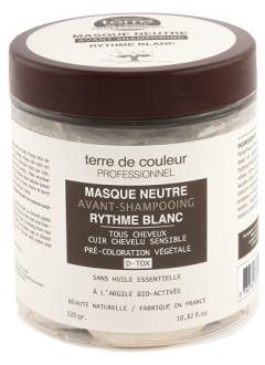 Masque capillaire Neutre - Rythme Blanc