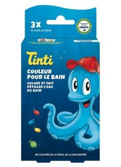 Couleurs pour le bain