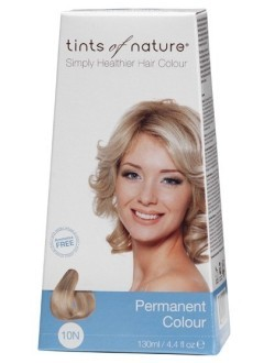 Blond platine naturel 10N
