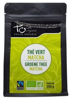 Thé vert Matcha vrac bio - Format Eco