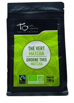 Thé vert Matcha vrac bio - 100 g