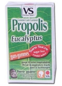 Gommes propolis eucalyptus Bio - Vecteur Santé