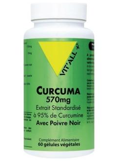 Curcuma + poivre noir