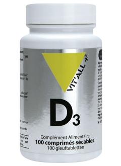 Vitamine D3 20µg
