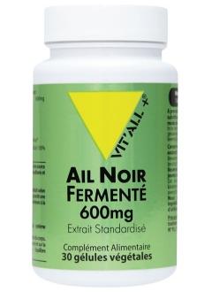 Ail Noir Fermenté 600 mg