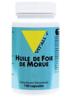 Huile de Foie de Morue 400 mg