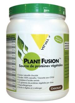 Plant Fusion Protéines végétales saveur chocolat