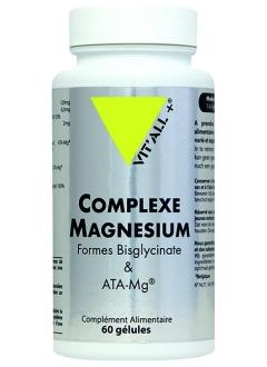 Complexe Magnésium Bisglycinate et ATA-Mg