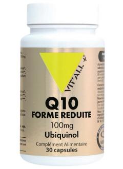 Co-enzyme Q10 réduit 100 mg Ubiquinol