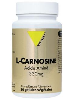 L-carnosine 330 mg