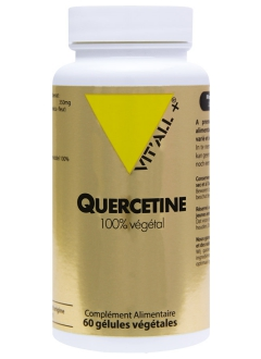 Quercétine 350 mg - 60 gélules