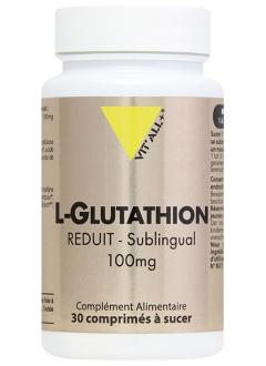 L-Glutathion réduit 100 mg Sublingual