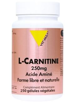 L-Carnitine 250 mg - 250 gélules
