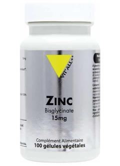 Zinc Bisglycinate 15 mg