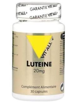 Lutéine 20 mg - 30 capsules