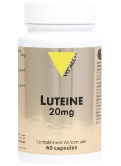 Lutéine 20 mg - 60 capsules