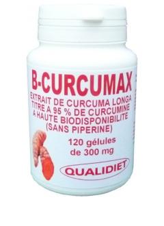 Biocurcumax - Curcuma sans pipérine