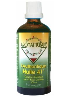 Huile 41 - Vitamin system