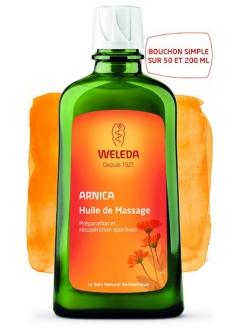 Huile de massage à l'Arnica