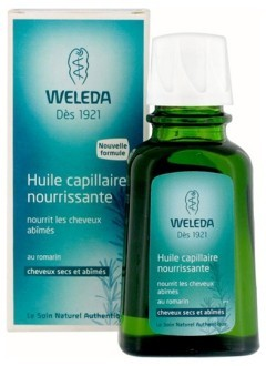Huile Capillaire Nourrissante - 50 ml