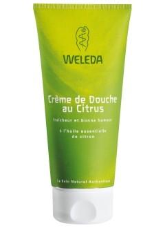 Crème de douche au citrus