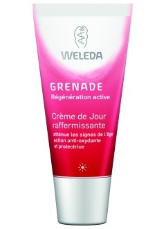 Crème de jour raffermissante - Grenade