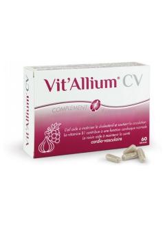 Vit'Allium CV - 60 gélules