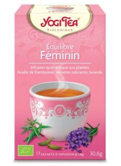 Equilibre féminin bio