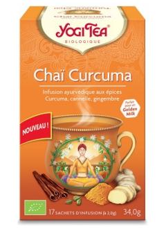 Chai Curcuma BIO