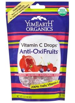Bonbons bio Anti OxyFruits