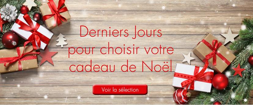 Derniers jours pour choisir votre cadeau de Noël !!!