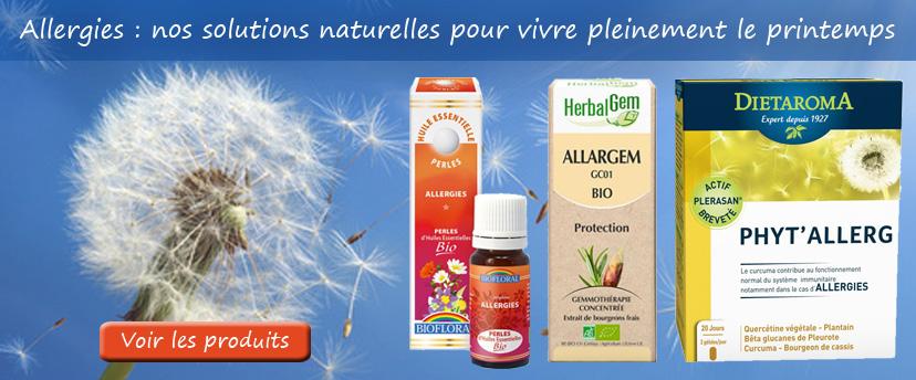 Allergies : découvrez nos solutions naturelles pour vivre pleinement le printemps