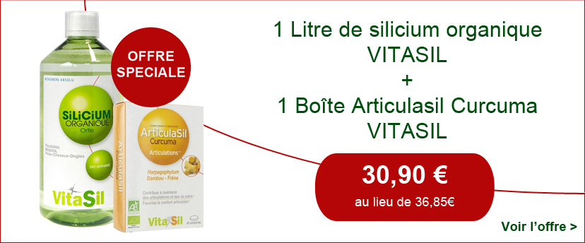Offre spéciale Duo Articulations VITASIL