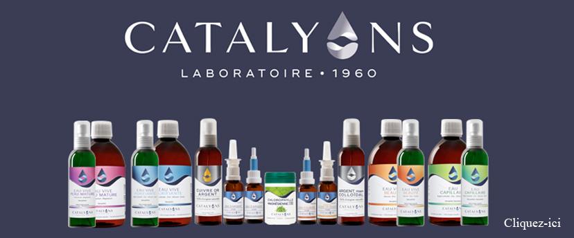 Catalyons spécialiste des oligo éléments depuis 1960