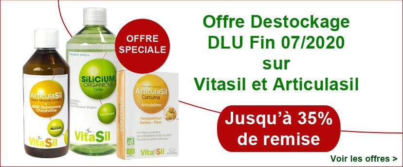 Promotion DLU Courte VITASIL