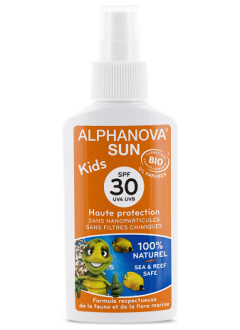 Spray solaire kids SPF 30
