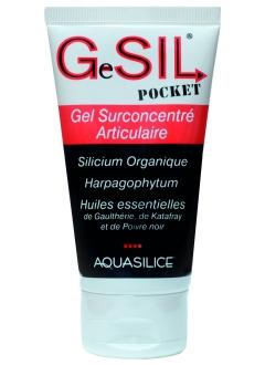 GeSIL - Gel Surconcentré articulaire - Pocket