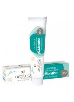 Dentifrice Menthe bio