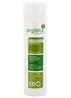 shampoing cheveux gras bio de la marque argiletz. Black Bedroom Furniture Sets. Home Design Ideas