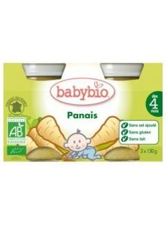Petits pots Panais Bio - Babybio