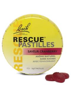 Rescue pastilles Cranberry