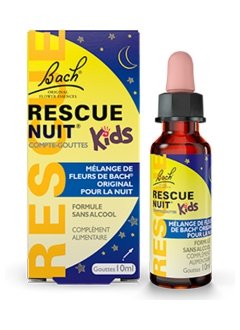 Rescue Nuit Kids Gouttes