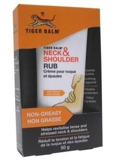 Baume du Tigre - Nek and shoulders