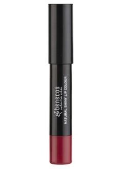 Rouge à lèvres brillant - Bordeaux