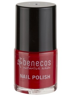 Vernis à ongles rouge tendance (vintage red)