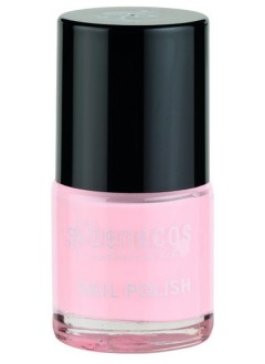 Vernis à ongles rose perle (be my baby)